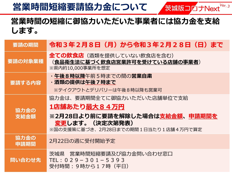 県 緊急 宣言 延長 事態 茨城