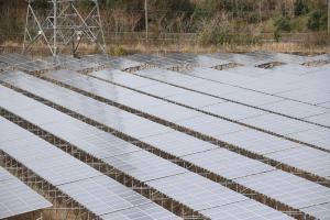 太陽光発電施設サンプル01