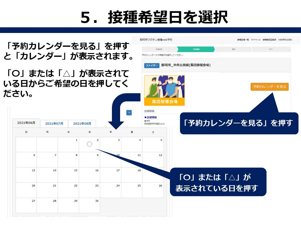 WEB申込みの流れ6