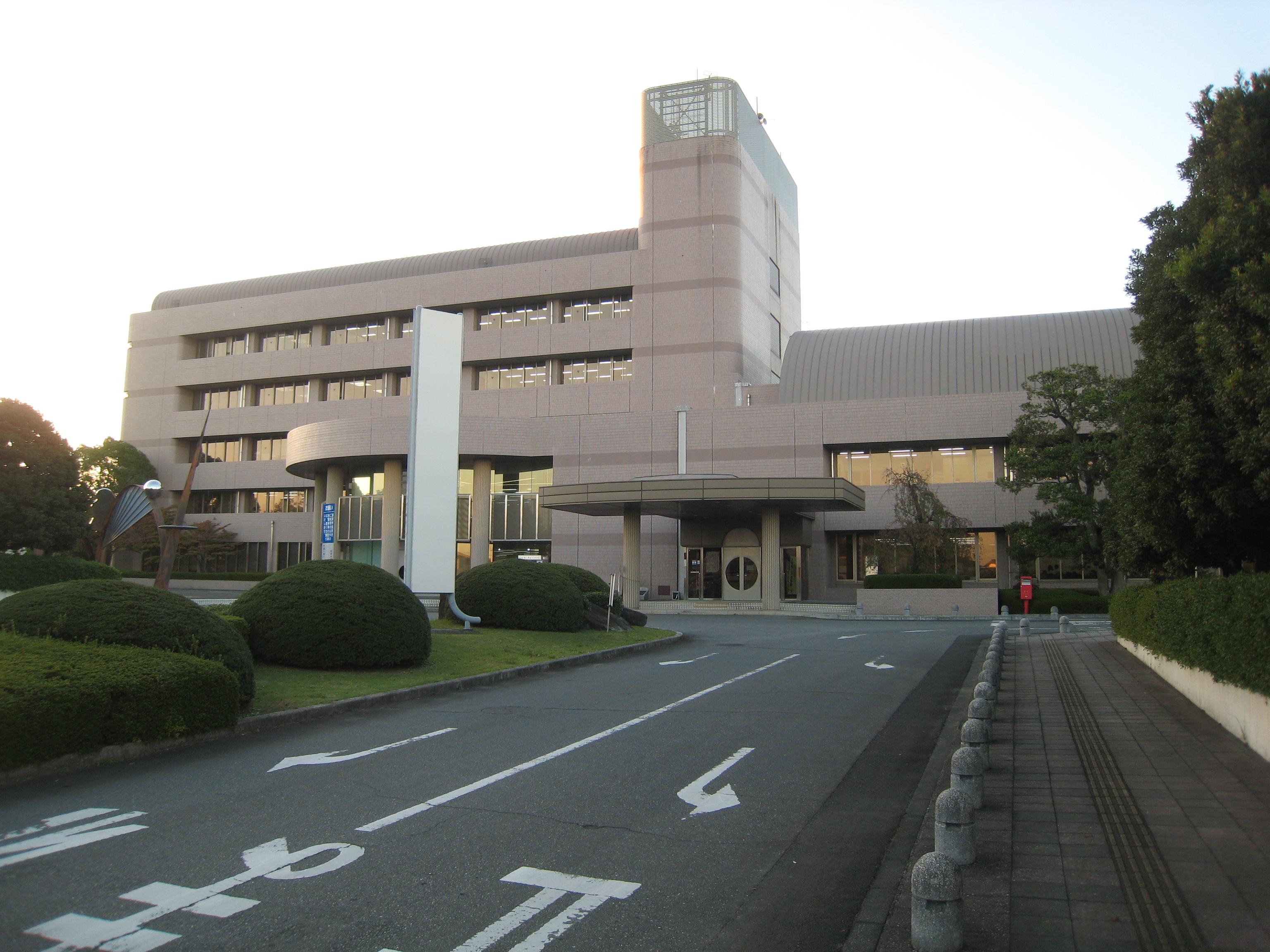 施設:⑥菅谷第2投票区 那珂市役所
