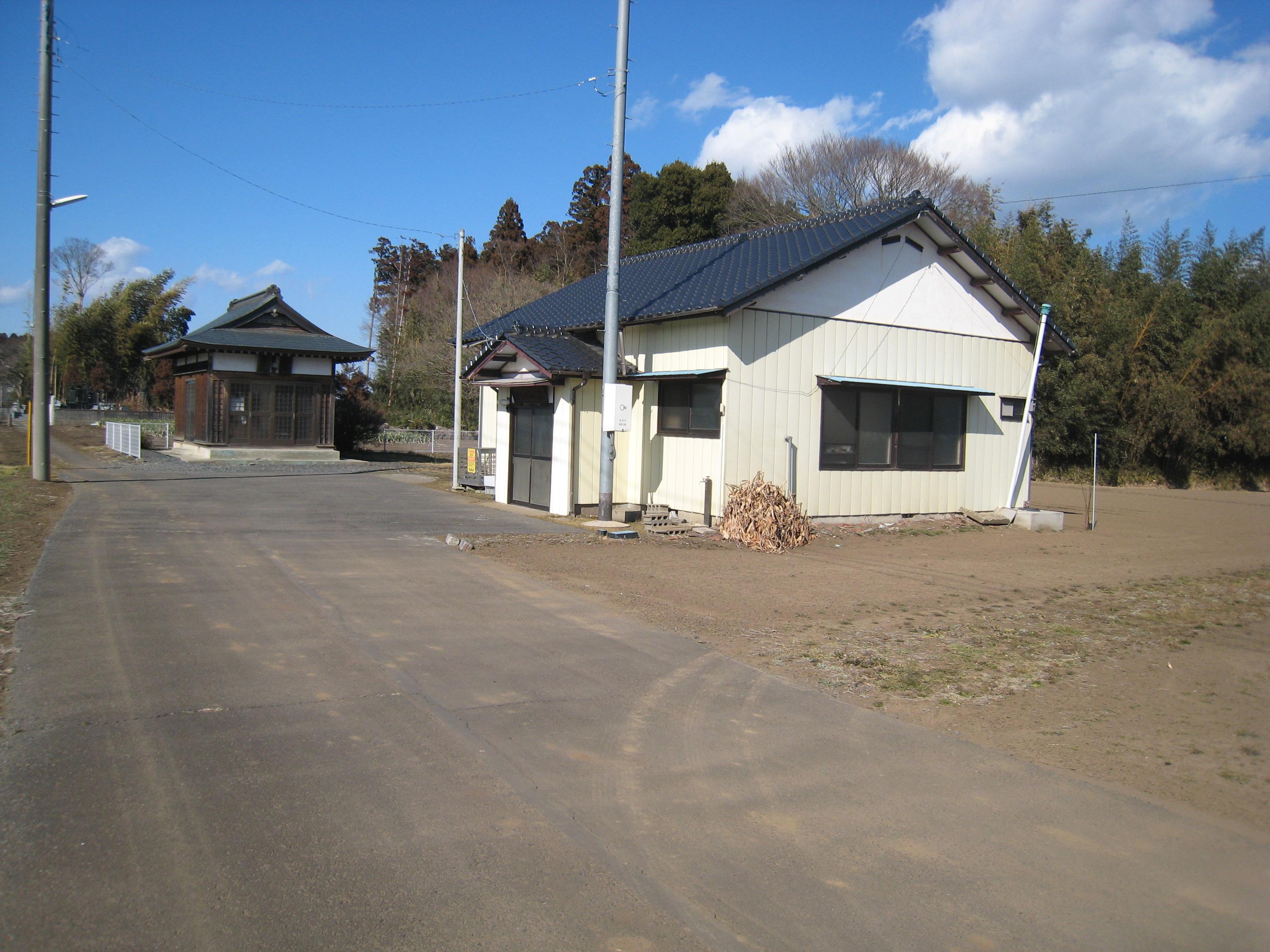 施設:⑨菅谷第5投票区 仲福田公民館