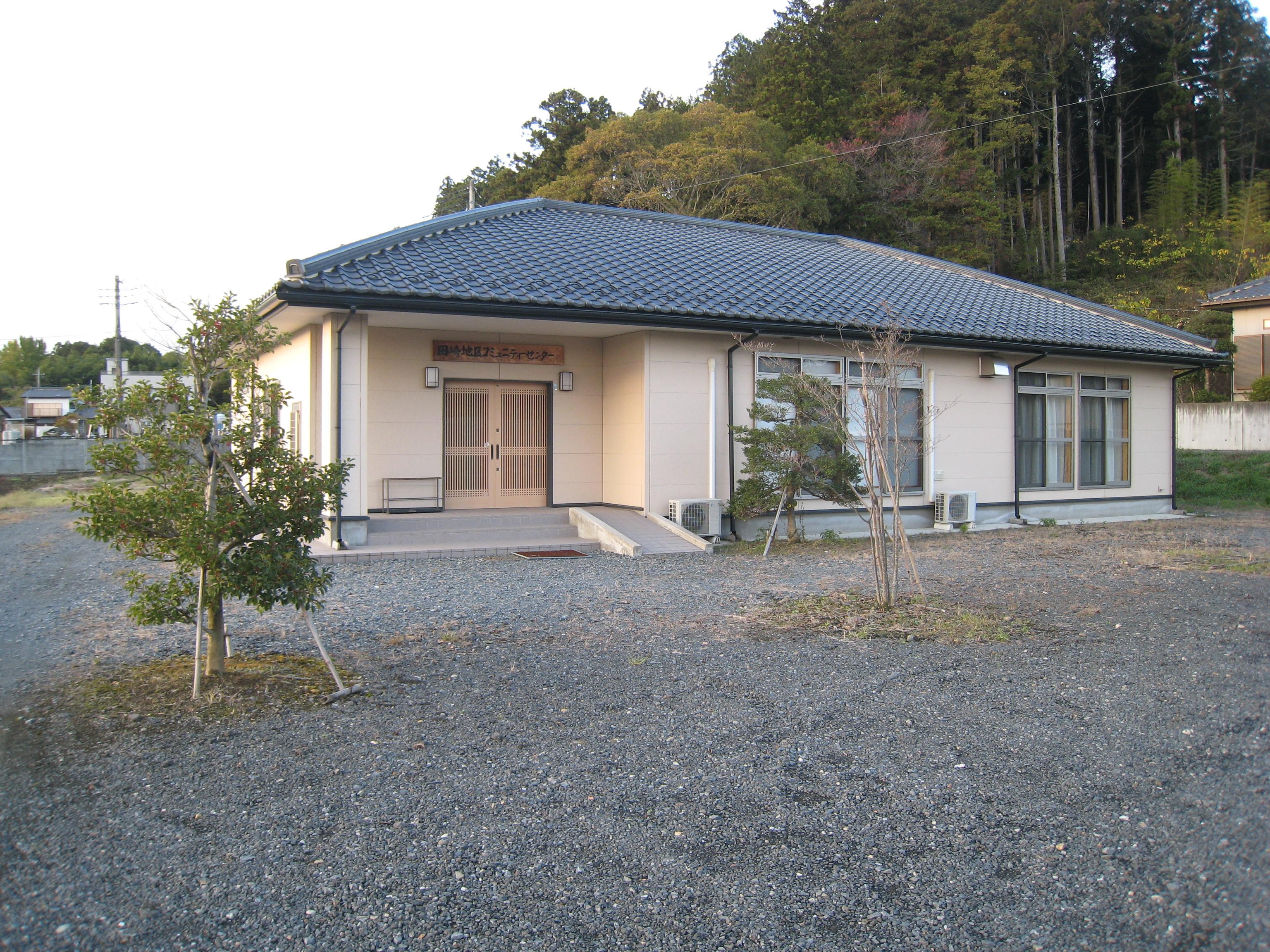 施設:⑭戸多第1投票区 田崎コミュニティセンター