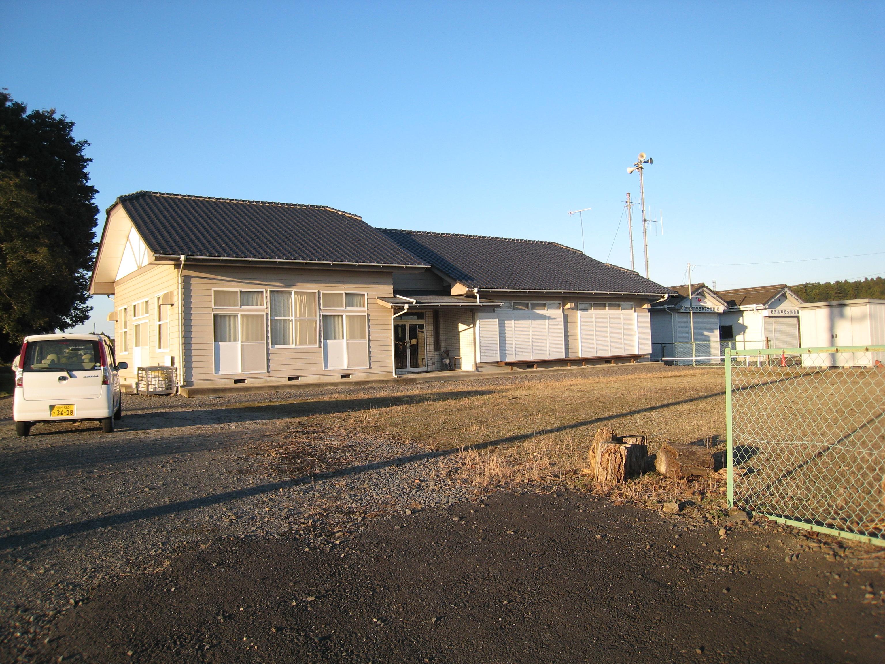 施設:⑮戸多第2投票区 宿農村集落センター