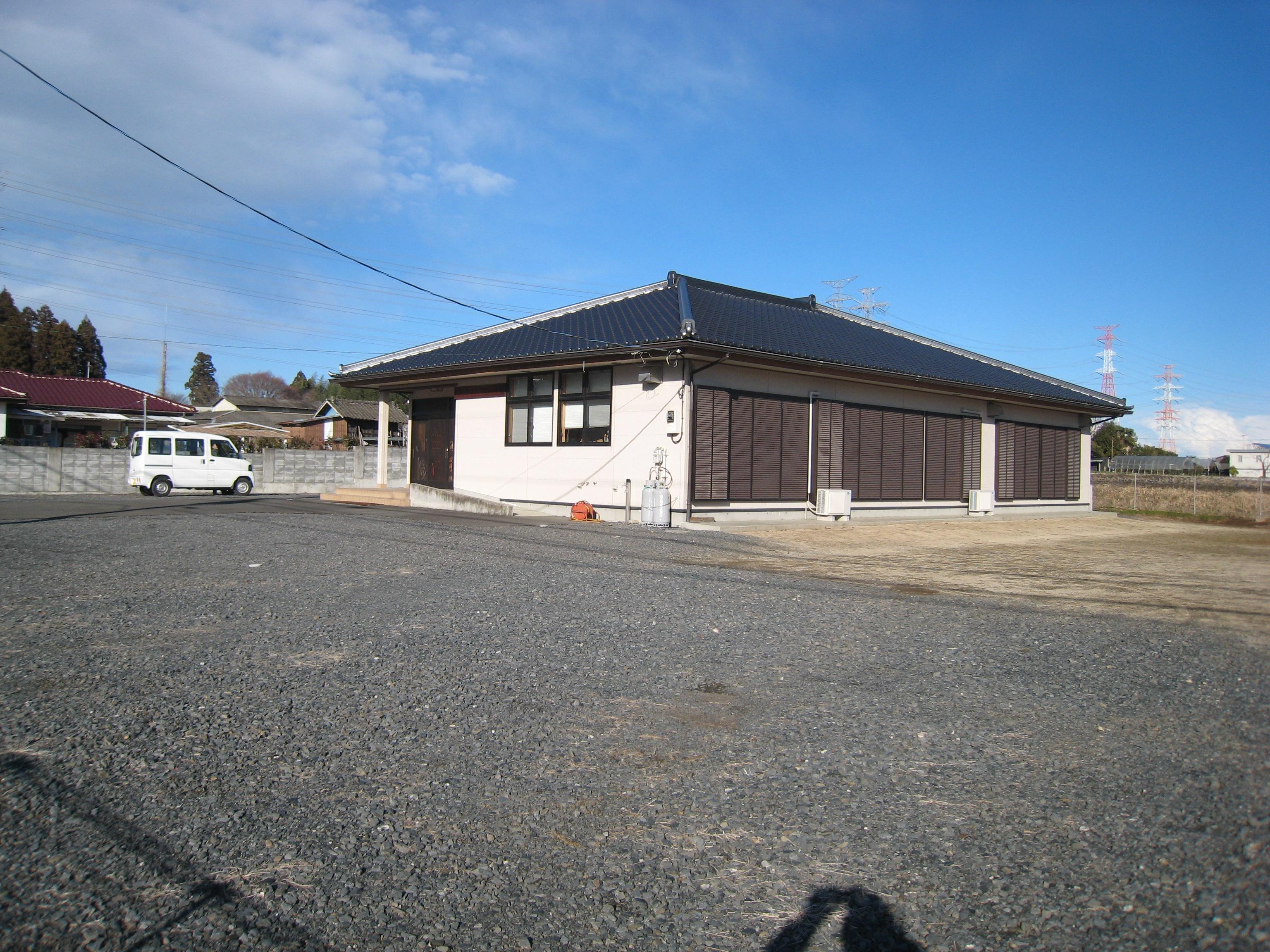 施設:⑲芳野第3投票区 戸崎コミュニティセンター