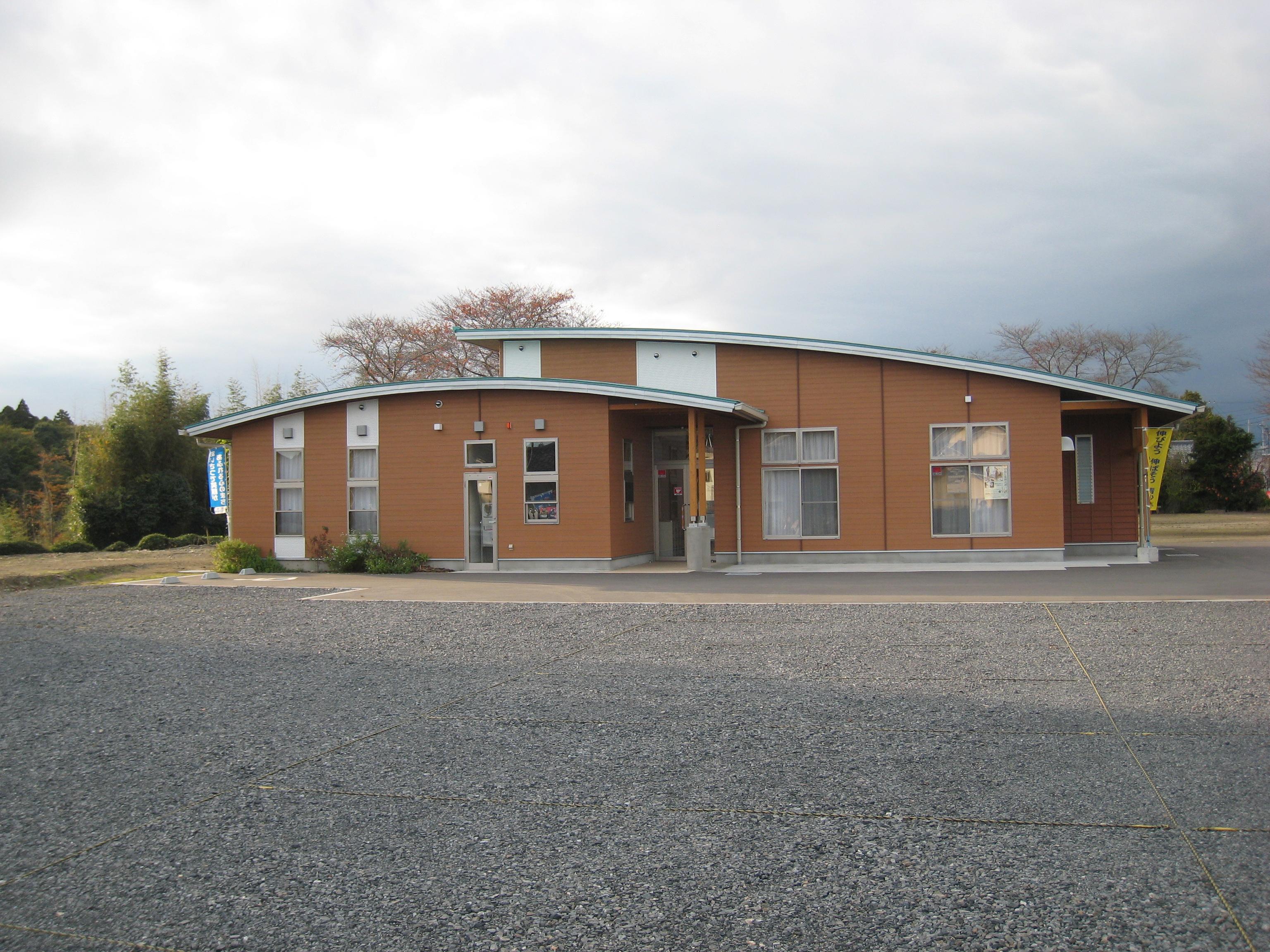 施設:⑳木崎第1投票区 木崎地区交流センター