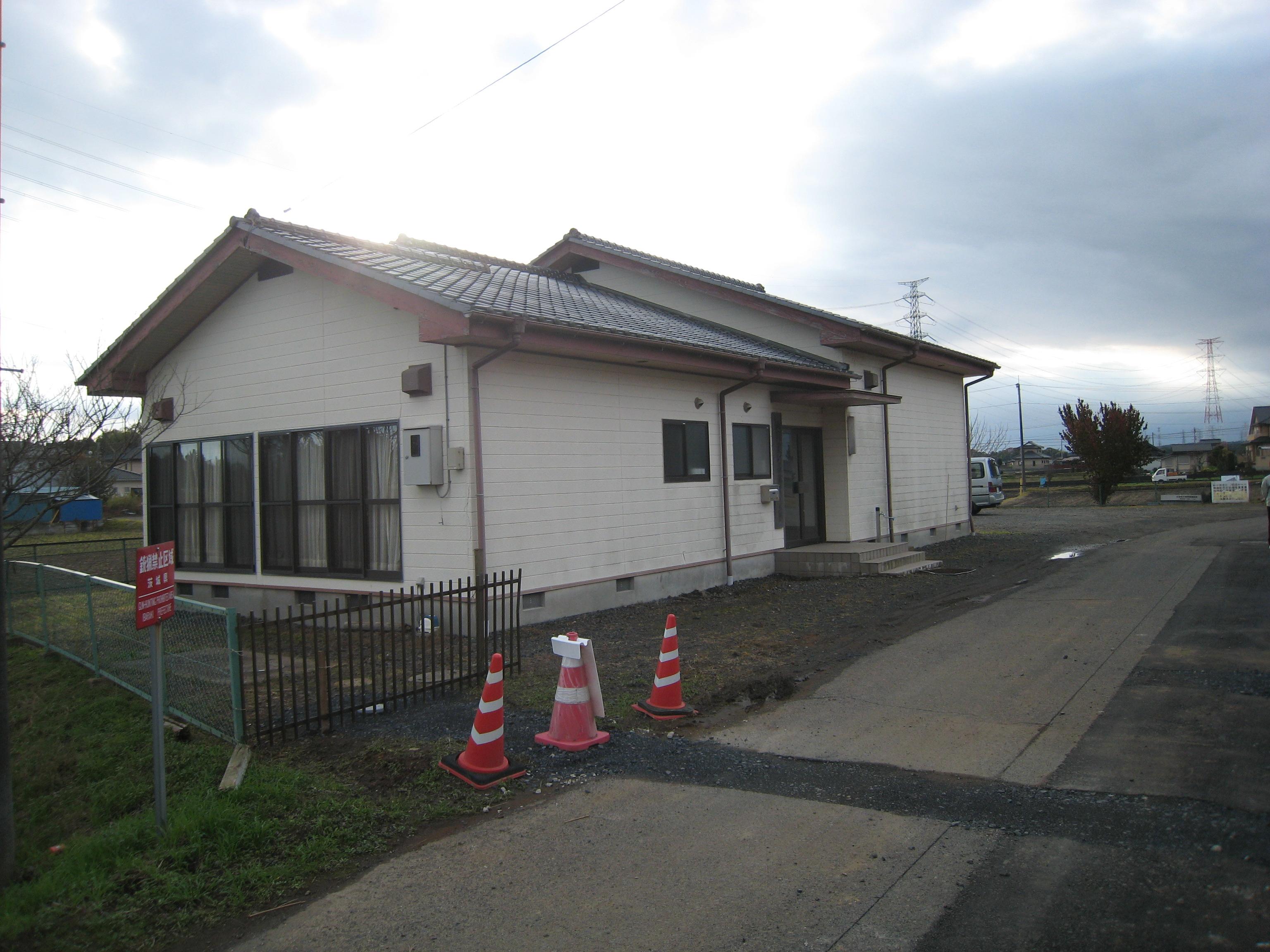 施設:㉑木崎第2投票区 内宿農村集落センター