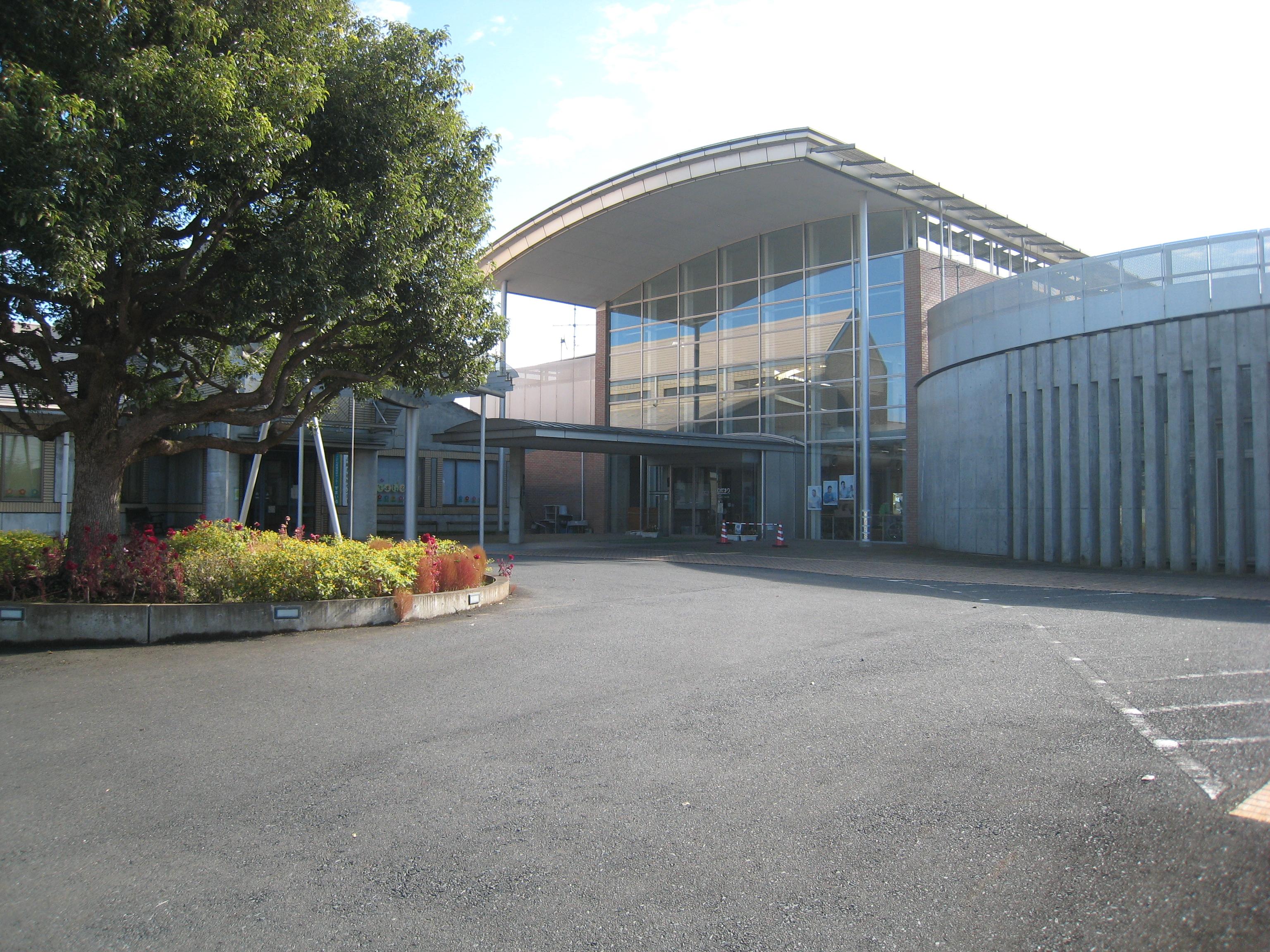 施設:⑦菅谷第3投票区 総合保健福祉センター(ひだまり)