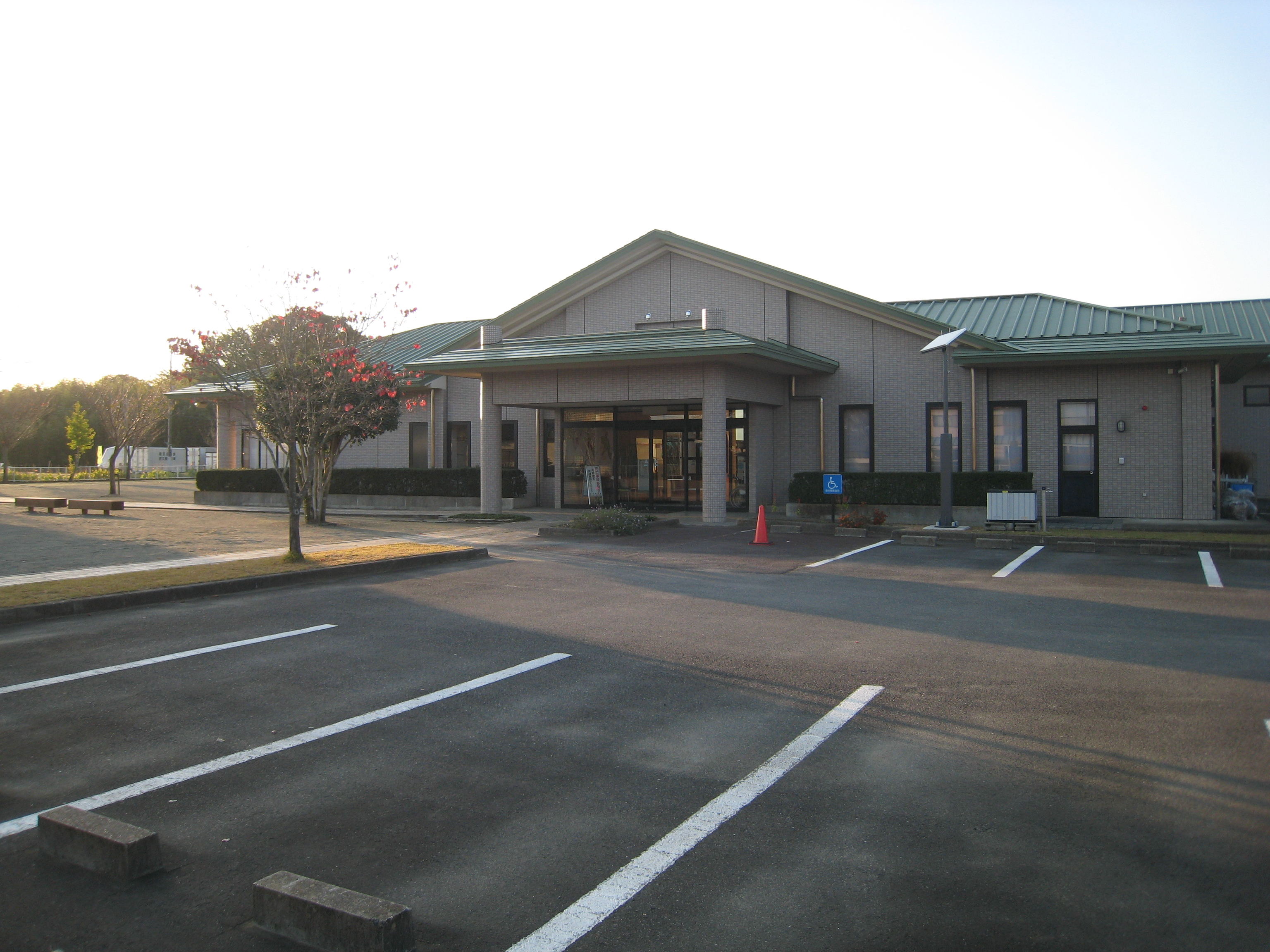 施設:⑰芳野第1投票区 ふれあいセンターよしの